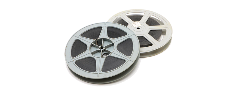 16mm film kotouč digitalizace