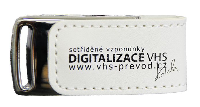 USB Flash disk vhs převod, digitalizace